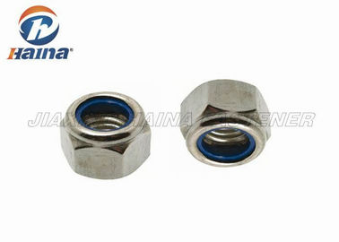 चीन Hexagon Head Stainless Steel Nuts A2 A4 M5 M8 Customized For Electronic Machines फैक्टरी