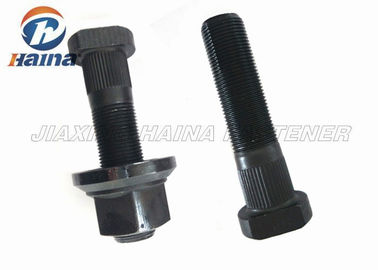 M22*1.5*80 Custom Fasteners Wheel Hub Bolt for Truck  / Auto , ISO SGS ROHS